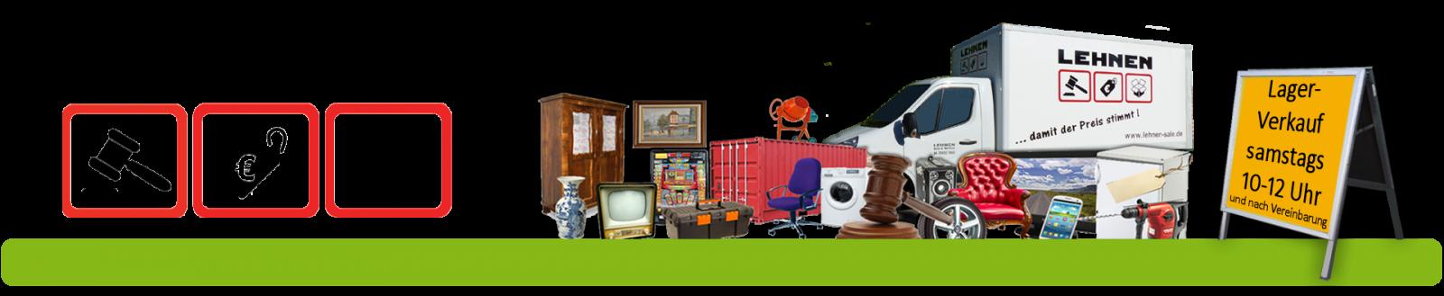 Lehnen Sale & Service