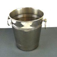 Mehrer Metall Sektkühler / Champagner-Kühler ; Gefäß für Eiswürfel ... zur Vermietung