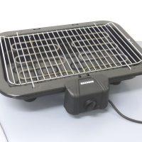 Elektrischer Grill ; Tischgrill für kleinere Anwendungen