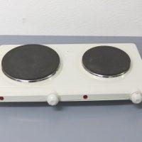 Im Verleih : Mehrere Elektro-Kochplatten ; mobile Kochstelle ; Kochplatten