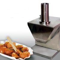 Elektrischer Currywurstschneider Fa. HENDI